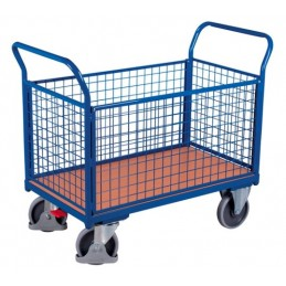 Wózek skrzyniowy 120x75cm...