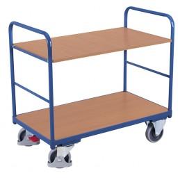 Wózek 2-półkowy niski...